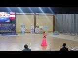 Оксана Орлова - II Europian Dance Stars solo classic
