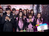 [HIGH SUB] 141114 Boys Republic & Lovelyz - Interview @ Music Bank (рус. саб)