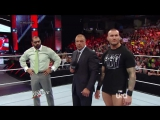 (WWEWM) WWE Monday Night RAW 02.06.2014 - Batista quits WWE