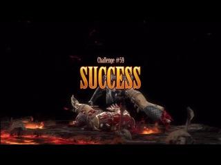 Mortal Kombat 9 Komplete Edition Все делают фаталити Шао Канну