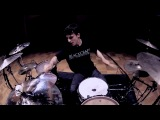 Matt McGuire   Neon Jungle - Braveheart - Drum Cover