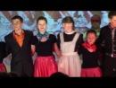 Танец Мамба , Финальная песня, Поздравление 9 класса