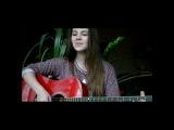 Александра Лазаренко поет песню,классно поет,красивый голос,круто спела,3G - Звонки (cover)