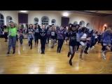 GREEK SALAD Dance Event 2015. Aya Sato Skinny Patrini You Suck My Face (Adriano Canzian Remix) (group)