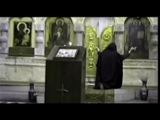 წმინდა ბერი გაბრიელის უნიკალური კადრები