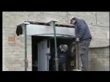 Замена несущей балки в оконном проёме  в здании с кирпичной кладкой