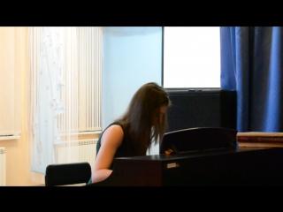 Анастасия Самонина. Ноктюрн Весняк.