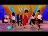 Tony Bennett & Lady Gaga — Interview на телешоу The View