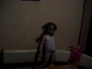 Моя любимая Сашуля танцы