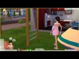 Симс 4(беременность детей)