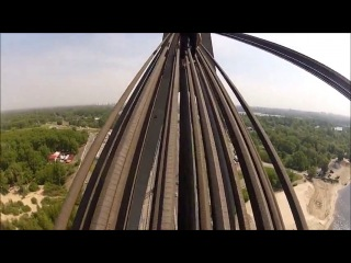 На Москоский мост по вантам