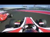 Sochideki GP3 Yarışının Son Turu Heyecan Doluydu
