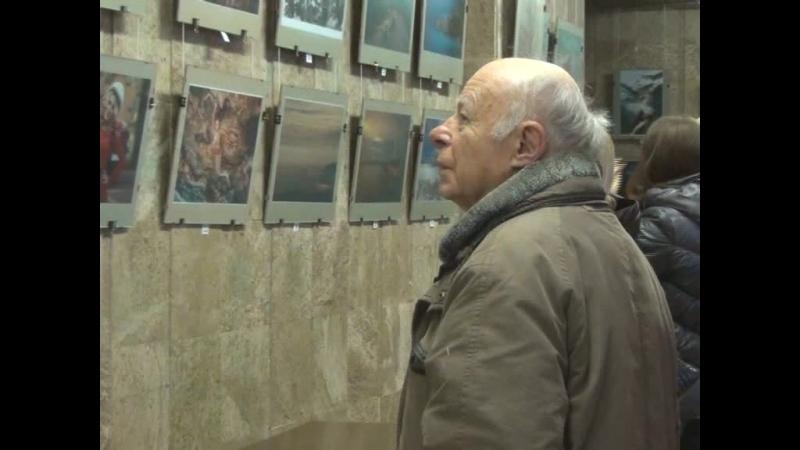 Репортаж Ялта ТВ о выставке Фото года 17.01.15