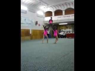 соревнования по спортивной акробатике г.Ставрополь