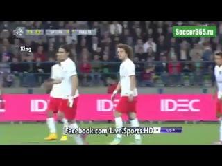 Видео обзор матча Кан - ПСЖ (0-2)