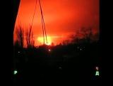 Донецк. взрыв. 08.02.2015