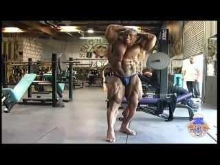 SHAWN RAY BEFORE 1999 MR OLYMPIA