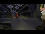 Финес и Ферб - Звёздные войны Phineas and Ferb - STAR WARS Интересный момент - YouTube_0_1423419076844