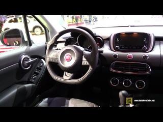 Fiat 500X White Colour