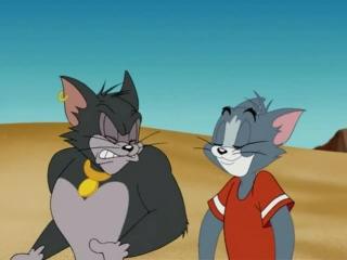 Tom si Jerry-Romana 4x2 Bingo pe plaja