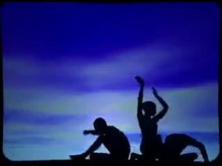Невероятно красивый танец! Театр теней!