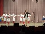 Елизавета Дорошенко и хореографический коллектив