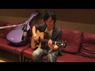 Yuki Matsui - Dragon Ball Z『CHA-LA HEAD-CHA-LA』(acoustic guitar solo)
