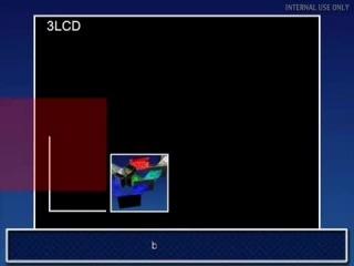 3LCD vs DLP (SONY)