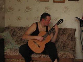 Мои любимые мелодии в исполнении моего друга Андрея Тверитнева