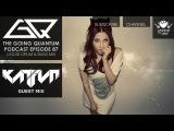GQ Podcast - Liquid Drum &amp Bass Mix &amp KATFYR Guest Mix Ep.87