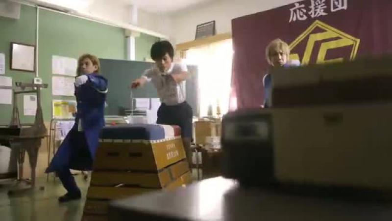 【Dasoku-Kettaro-Michan-Pokota-koman】ROOT FIVE Haruka Kanata