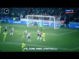 Eriksen amazing FREE KICK | vk.com/nice_football