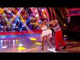 13 неделя (Финал) - Frankie Bridge & Kevin Clifton - Samba (La Bamba)