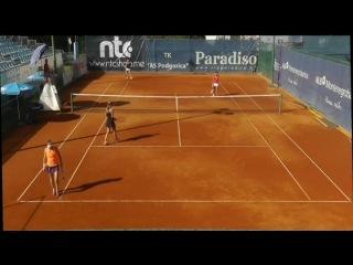 ITF.2014.Podgorica.25k.WD.QF.KnollRus.vs.BulatovicKalezic