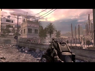 MW2 Ghost Busters Gun Beat Sync - SICK!