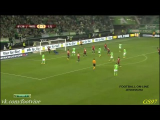 De Bruyne amazing goal [not vine by GS97]