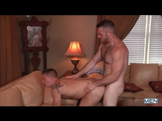 HNG представляет: [MEN.com] House Boy (Landon Conrad, Logan Vaughn, Johnny Rapid & Paul Wagner)