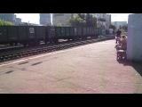 ЭД4М-0043 / ЭР2-1326 Станция Тушино 26 05 2014