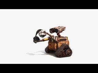 ВАЛЛ·И  Короткометражки от Pixar