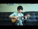 Yiruma River flow in You Sungha Jung Guitarlele