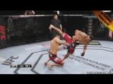 Джо Роган и Майк Голдберг комментируют баги в EA Sports UFC