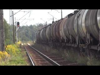ET22 201Eo 201Em na polnocnej towarowej obwodnicy Poznania linia 395