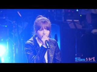 [ВК] 141208 Shannon Guerrilla Concert - 'Confetti - Tori Kelly'