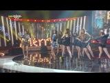 [141219] BESTie - MAMACITA(아야야) (Cover Super Junior) ( Music Bank Year-End Special )