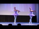 Вариации жемчужин из балета Конек Горбунок. Исполнители : Юлия Булатова и Анна Пателич