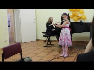 концерт татарской музыки в АДМШ №1