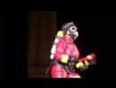 Поджигатель (Pyro) из Team Fortress 2