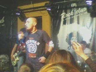 TARANTULO 21 11 14 Rock Club Омск 3