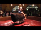 девушка на быке)