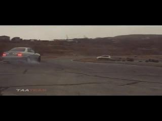 Дрифт Владивосток TAA TEAM Toyota Chaser